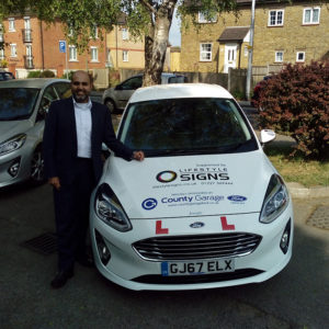 Jay Sahota of Jarmans Solicitors